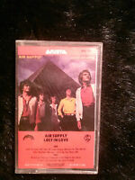 ~USED~ Air Supply: Lost In Love Cassette Tape