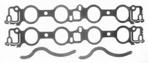 "NEW Fel-Pro Intake Manifold Gasket Set 1231S-3 Ford Big Block 2.24"" x 2.60"" Port"