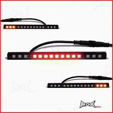 Motorcycle Motorbike Tail / Brake LED Light Integrated Indicator turning Signals