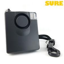135dB PERSONAL ATTACK ALARM - Keyring Panic with Strobe Torch Light -FREE UK P&P