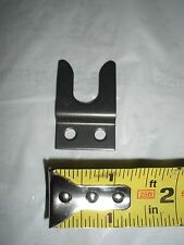 SMALL PROFILE TWO-WAY CB RADIO MICROPHONE MIKE CLIP GREY HOLDER BRACKET MOUNT