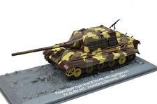 Jagdtiger Panzerjager Tiger Ausf.b Sd.kfz.186 Tanque Heidelberg 1944 1:72 arm04