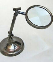 Brass Magnifying Glass With Wooden case -  Sherlock Holmes-