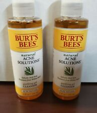 2--Burt's Bees Natural Acne Solutions Daily Moisturizing Lotion Ex 5/2020