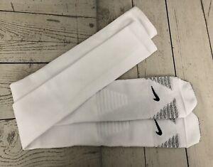 New White Nike Color Rush NFL Team Issued Over The Knee Socks XXL - 13 - 15.5