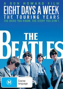 Beatles, The - Eight Days A Week - The Touring Years DVD