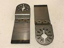 "2 Pack Imperial Blades 16TPI Oscillating Saw Blade 1-1/4"" USA Made Universal"