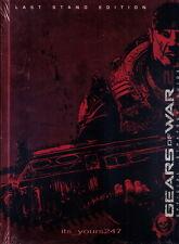 Gears Of War 2 Last Stand Edition Limitiert Lösungsbuch engl. NEU