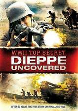 WWII TOP SECRET: DIEPPE UNCOVERED DVD 'After 70 Years...the truth can be told'