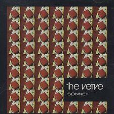 THE VERVE Sonnet 3TRX EDIT PROMO Radio DJ CD Single RICHARD ASHCROFT USA