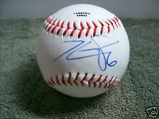 TONY KEMP VANDERBILT COMMODORES SIGNED RAWLINGS BASEBALL W/COA