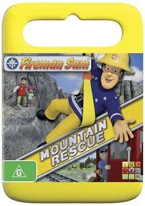 Fireman Sam - Mountain Rescue (DVD)