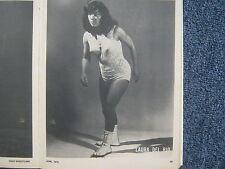 1976 Wrestling (LAURA DEL RIO/RIP HAWK/DIAMOND LIL/MANNY SOTA/PISTOL PEZ WHATLEY