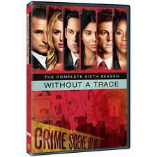 Without a Trace: The Complete Sixth Season (DVD, 2013, 5-Disc Set)