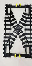 Lego City Train binari Scambio Cross Custom 7938 7939 7936 60051 60052 7895