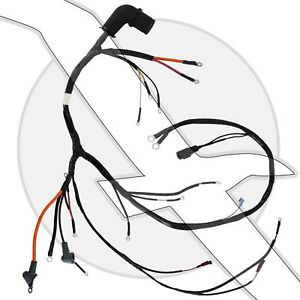 OMC Cobra Sterndrive Motor Complete Engine Wire Harness 5.0L/5.8L Ford 3856047