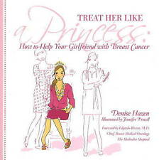 NEW Treat Her Like a Princess: How to Help Your Girlfriend with Breast Cancer