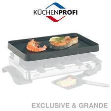 """Küchenprofi - Grillplatte zu Raclette """"Exclusive"""" und """"Grande"""""""