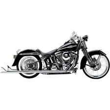 Samson True Duals Crossover Longtail Exhaust w 39 Cholo Longtail Mufflers S-472