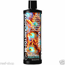 New listing Live Coral Food Brightwell Zooplanktos M 500 ml Zooplankton Free Usa Shipping
