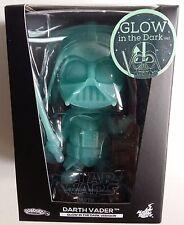 Hot Toys Star Wars Darth vader Cosbaby glow in the dark