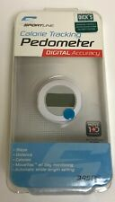Sportline Calorie Tracking Pedometer Digital Accuracy 345DS