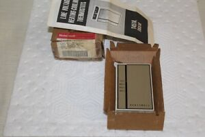 New Old Stock Honeywell T451A Line Voltage Thermostat