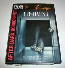 Unrest (DVD, 2007) HORROR PRE-OWNED