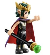 Lego Elves ~ Goblin King Minifigure ~ Cronan Darkroot (41183) Free Shipping NEW