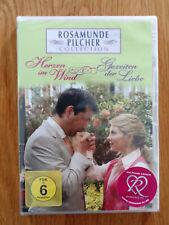 DVD - Rosamunde Pilcher Collection - Herzen im Wind & Gezeiten der Liebe ©2009