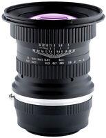 Opteka 15mm f/4 Macro Wide Angle Lens for Sony E Digital Cameras (EOS-NEX)