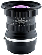 Opteka 15mm f/4 Macro Wide Angle Lens for Sony E Digital Cameras (EOS-NEX)