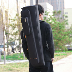 Durable Tenor Trombone Gig Bag Musical Instrument Protecting Case Portable Pack