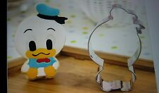 CARTOON Baby Duck ispirato a DONALD DUCK Cookie Cutter