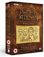 BLACKADDER - SEASON 1-4 COMPLETE SERIES 1 2 3 4 COLLECTION SPECIALS BOX SET DVD