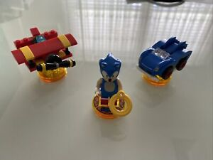 LEGO Dimensions 71244 | Sonic the Hedgehog Level Pack | Used 100% Complete