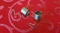 2 Tension Check Springs  Singer 66, 99 Class Sewing Machines 32575 GENUINE