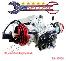 49CC 2-STROKE BIG BORE ENGINE MOTOR 25H SPROCKET POCKET BIKE SCOOTER