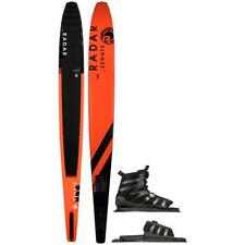 2019 Radar Graphite Senate Ski w/Front Vector Boa Binding & Rtp