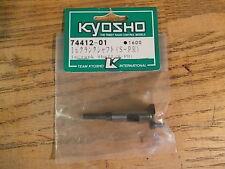 74412-01 .16 Crankshaft (S-PR) - Kyosho GT16S-PR Nitro Engine Air Boats