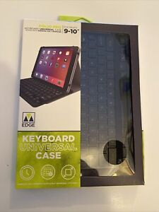 "Folio Pro keyboard universal Tablet Case 9- 10"""