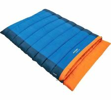 Vango Lunar 250GSM Double Envelope Sleeping Bag Appeal To Cost Conscious Campers