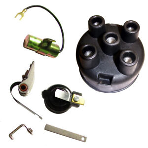 Distributor Cap Kit Fits FARMALL IH 100 130 140 200 230 240 300 330 340 350