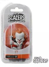 """NECA - Scalers - 2"""" Collectible Minis - Pennywise (IT 2017)"""