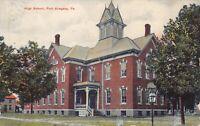 Postcard High School in Port Allegany, Pennsylvania~130988