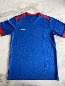 Boys Blue Nike Dri-Fit T-shirt - XL Boys