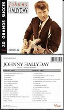 COFFRET 2 CD 30T JOHNNY HALLYDAY 60-61 VERSIONS ORIGINALES BEST OF 91 CD OR