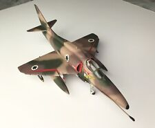 New ListingBuilt 1:48 A-4 Israeli Skyhawk A-4H Fighter Aircraft Model Iaf Airbrushed