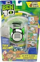 Ben 10 - Alien Game Omnitrix Cartoon Network Sealed New