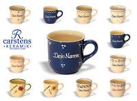 Tassen mit Namen / 24 Varianten / Namenstassen / Namensbecher / Kaffee Becher
